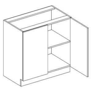 FURNITOP Lower Cabinet D80 - Lungo