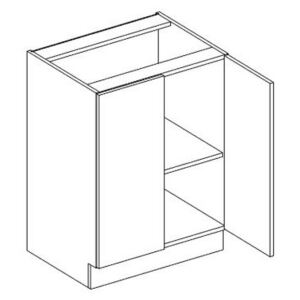 FURNITOP Lower Cabinet D60 - Lungo