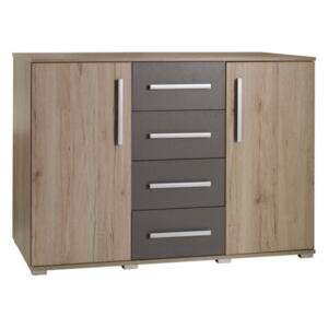 FURNITOP Chest of Drawers DIONE D03