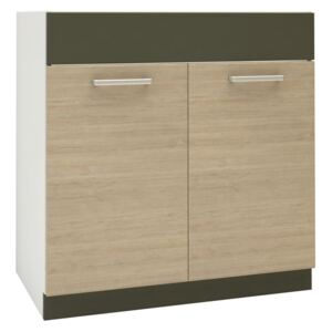 FURNITOP Lower Cabinet D80ZL - Moreno picard sink cabinet