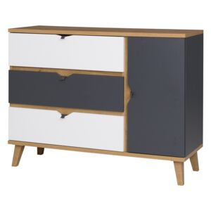FURNITOP Chest of Drawers MEMONE ME9