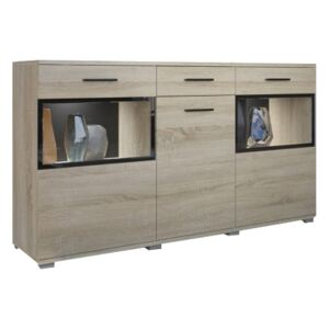 FURNITOP Chest of Drawers BLUES/SENUL sonoma