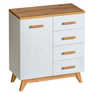 FURNITOP SV8 Chest of Drawers 1D4SZ LYKKE