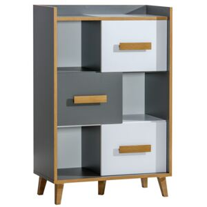 FURNITOP W5 Chest of Drawers 3SZ WERSO