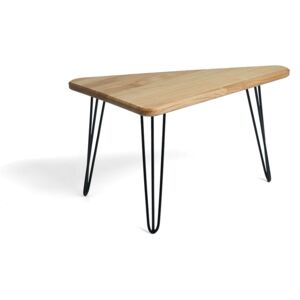 FURNITOP Wooden Table TRIPLE M