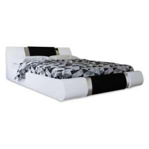 FURNITOP Upholstered bed ENNA