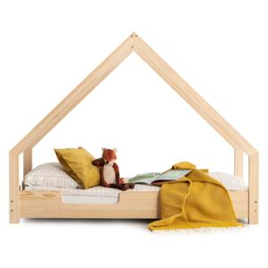 FURNITOP Wooden bed FOX