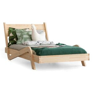FURNITOP Wooden bed FIONA