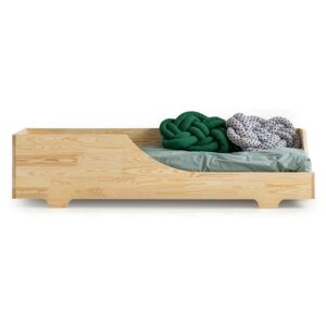 FURNITOP Wooden bed CARO