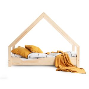 FURNITOP Wooden bed TOLA