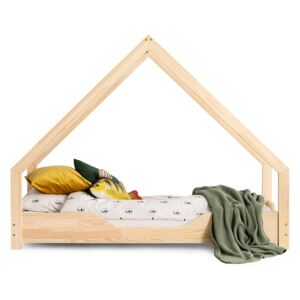 FURNITOP Wooden bed BILL