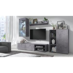 FURNITOP Living Room Furniture DINO concrate