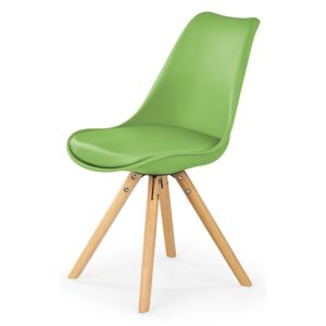 FURNITOP Dining chair K201 green