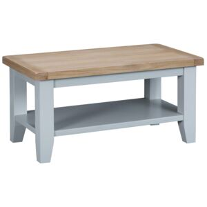 Suffolk Grey Painted Oak Small Coffee Table