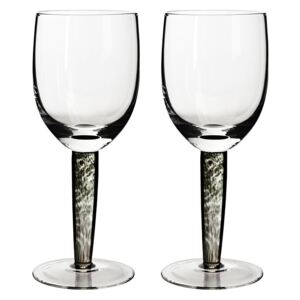 Jet Red Wine Glass (Pack Of 2)