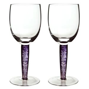 Amethyst Red Wine Glass (Pack Of 2)