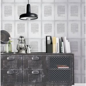 Inside Book Wallpaper by Mind The Gap