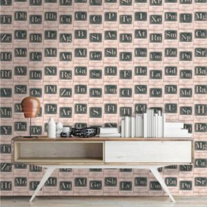 Periodic Table of Elements Sand Wallpaper by Mind The Gap