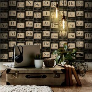 Periodic Table of Elements Wallpaper by Mind The Gap
