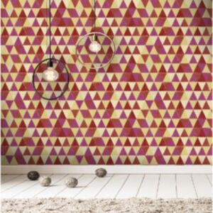 Circus Pattern Wallpaper by Mind The Gap