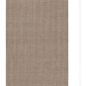 Ida Taupe Rug - 170 x 240 cm / Brown / Recycled Plastic Bottles