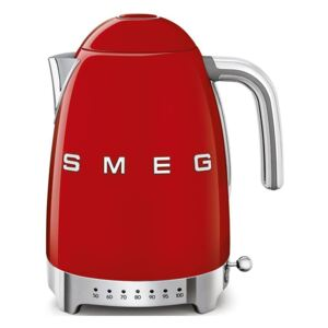 50s RETRO VARIABLE TEMPERATURE KETTLE - Red