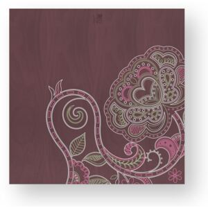 MARRAKECH ROSE WALL PANEL - Colours