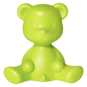 TEDDY BOY LAMP WITH CABLE - Light Green