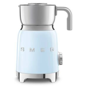 50s RETRO MILK FROTHER - Pastel Blue