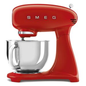 50s RETRO STAND MIXER FULL COLOURS - Red