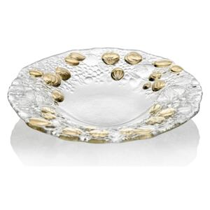 A NIGHT IN PALMIRA CENTREPIECE - Gold