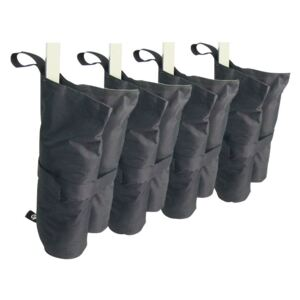 Airwave Gazebo and Party Tent Leg Weight Bags, set of 4