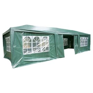 Airwave Party Tent, 9x3, Green Colour: Green
