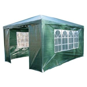 Airwave Party Tent, 4x3, Green Colour: Green