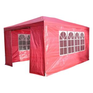 Airwave Party Tent, 4x3, Red Colour: Red