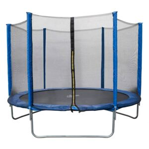 Airwave 12ft Trampoline with Enclosure - Blue Size: 12ft