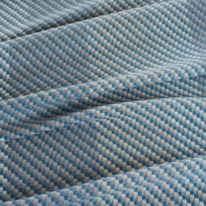 Inlet Cashmere Fabric - Sample / Teal / Cashmere Wool