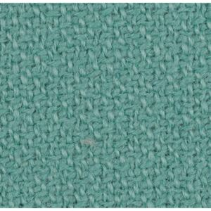 Tropical Turquoise Wool Fabric - Sample / Turquoise / Wool