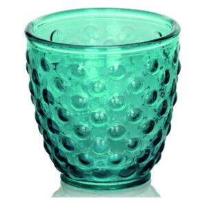 BOLLE SET OF 6 WATER GLASSES - Turquoise