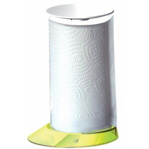 GLAMOUR PAPER ROLL HOLDER - Yellow