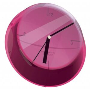 GLAMOUR WALL CLOCK - Lilac