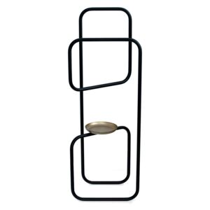 RULO VALET STAND - Black & Gold