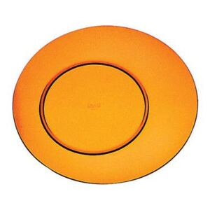 UNO POLYCARBONATE PLATE SET - Amber