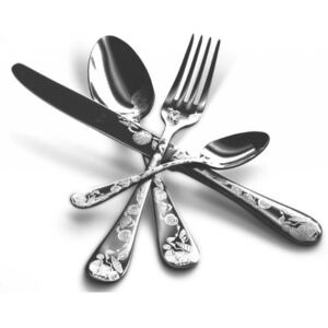 VENERE CUTLERY SET 24 - Polished stainless steel