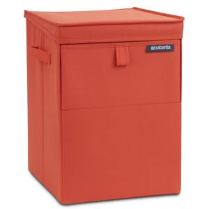 Brabantia Stackable Laundry Box Warm Red