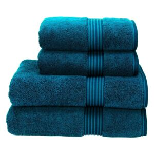 Christy Supreme Hygro Towels Kingfisher Guest