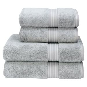 Christy Supreme Hygro Towels Silver Guest