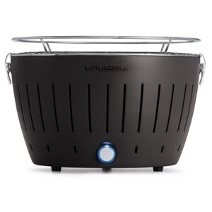 LotusGrill Smokeless Charcoal Grill BBQ Anthracite