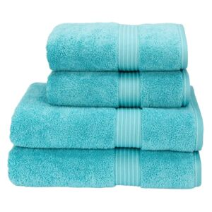 Christy Supreme Hygro Towels Lagoon Guest