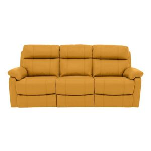 Relax Station Komodo 3 Seater Power Leather Sofa- World of Leather